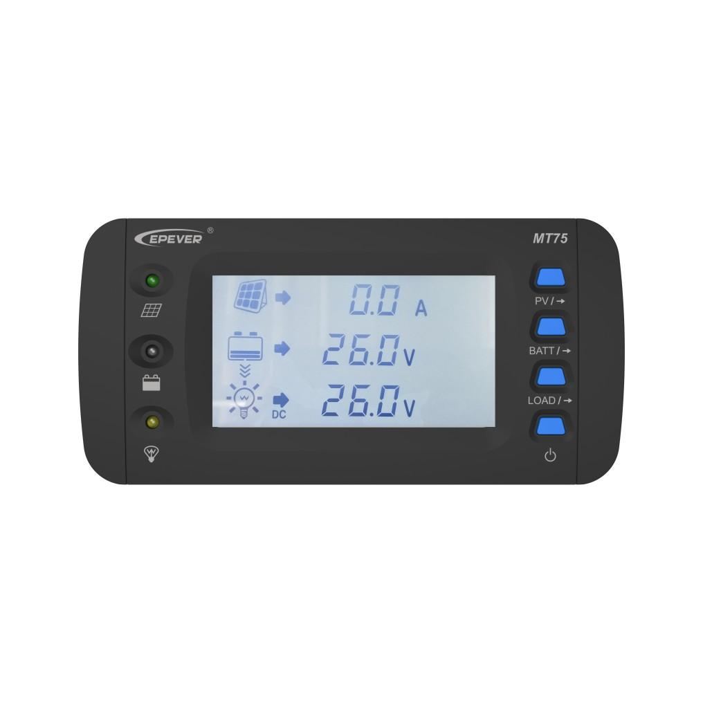 MT75 Display/Remote Control Image